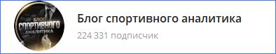 Количество подписчиков проекта Дневник аналитика