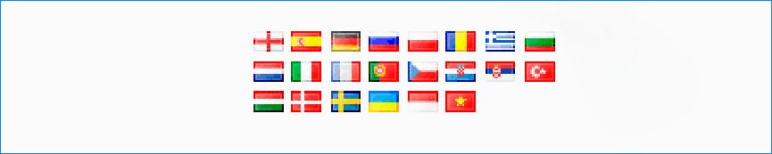 Портал локализован даже на украинский язык