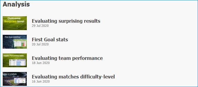 Различные сводки и отчеты по футболу